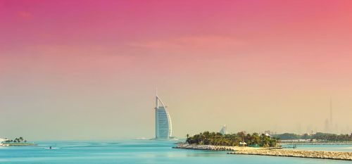 Burj Al Arab, Dubai 2014 by Smallvillerus