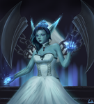 [SS] Ghost Bride Morgana by Luhuala