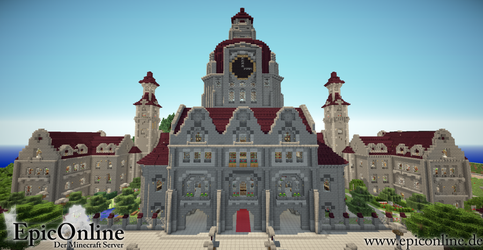 City Hall of Grootestad - EpicOnline by EpicOnline