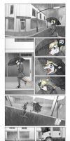 Rain doesn't like umbrella. by FlyQueen