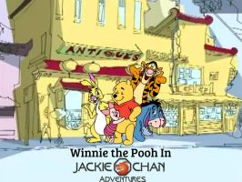 Winnie the Pooh in Jackie Chan Adventures (WTP) by magmon47