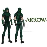 Green Arrow by bigoso91