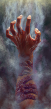 Reaching hand by Piligrim-Tamerill
