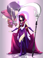 Neo Sailor Saturn by Hinderence