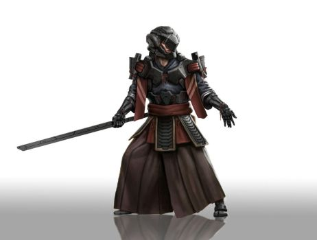 Ronin by StTheo
