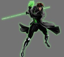 Green Lantern Gambit by Lord-Lycan