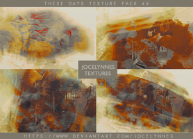 These Days Texture Pack #6 by jocelynnes