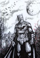 The Bat by SaintYak