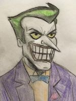 Joker by CaptainEdwardTeague