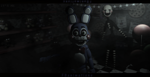 The Prize Corner - SFM/FNaF by FBanimations