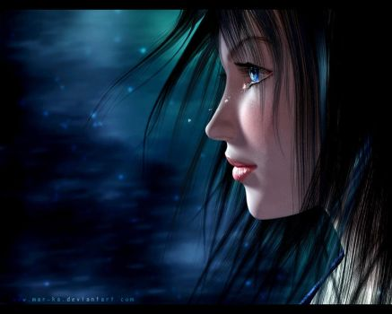 Tears... by Mar-ka