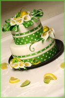 Lemons, Limes and Lillies by Sister-of-Charity