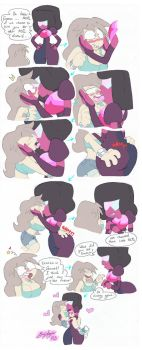 Garnet and Me by banjokazoo123