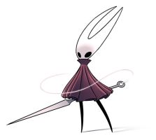 Hornet - A Hollow Knight Character by teamcherry