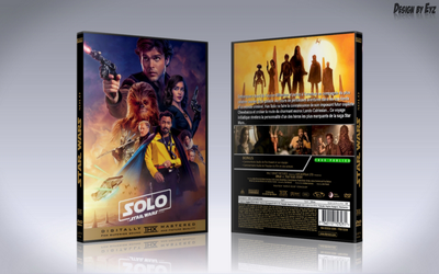 CustomCoverArt DVD Solo by theEyZmaster