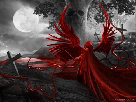 Red Reaper by Lady-Symphonia