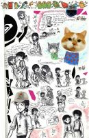 page - cats, Cattaneos by sweet-suzume