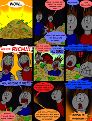 More Money More Problems 2 by BluebottleFlyer