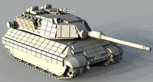 Tiger 3 uparmored by 1Wyrmshadow1
