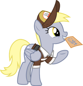 Special Delivery by CloudyGlow