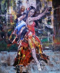 Flamenco, the Fire Within by raysheaf