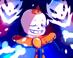 STORYSHIFT - KING SANS by kiacii-official