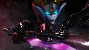 PRIME Windblade... by JPL-Animation
