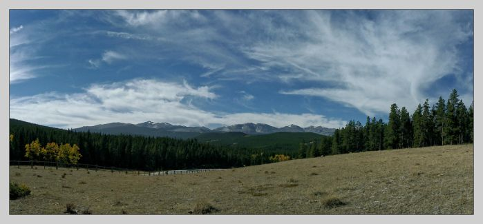 Bighorn Mountains by AForAdultery