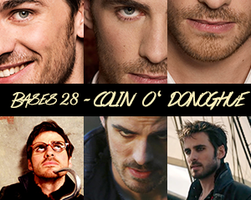 Bases - Colin o'donoghue by MarionSama