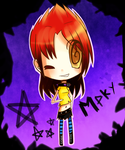 Chibi Commission :: Maky by Nina-Akamatsu