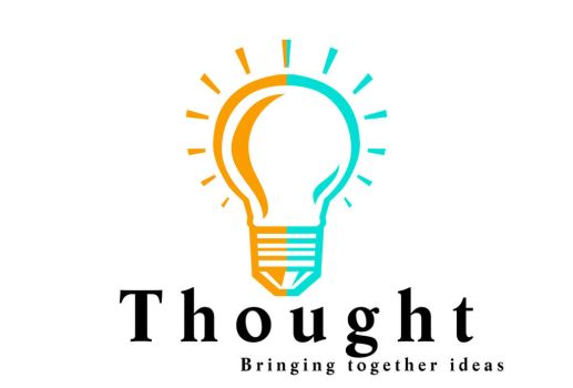 Thought logo for company by m0osegirlhunter