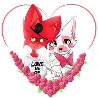 Name of Love (collab) by CristalWolf567