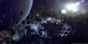 Spacescape by Euderion
