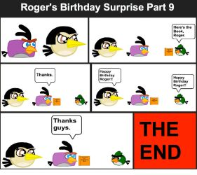 Roger's Birthday Surprise Comic Page 9 by Mario1998