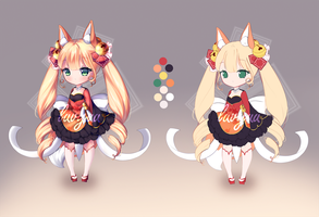 [CLOSED] Adoptable #1 - FIXED PRICE by LuvYuu