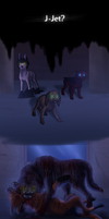 CC:R4 Lost in the Dark P.8 by AlfaFilly