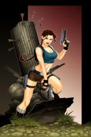 Tomb Raider full by tato by tatosaurio