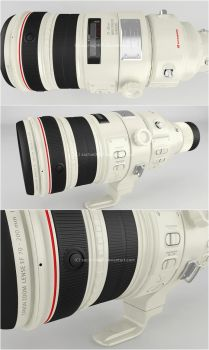 Canon Telephoto Lens by sachin0487