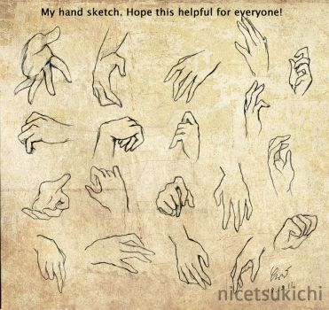 CONCEPT: HAND by nicetsukichi