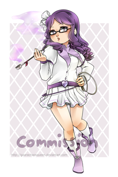 Commission :Nuit Blanche: by gaarachaosqueen