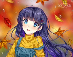 Welcome Fall! by naomochi