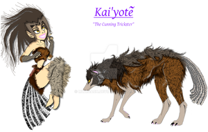 Kai'yote---The Avengers/Marvel OC by MWRoach