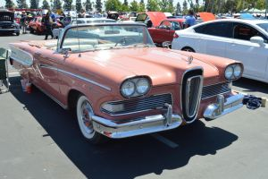 1958 Edsel Pacer Convertible IX by Brooklyn47