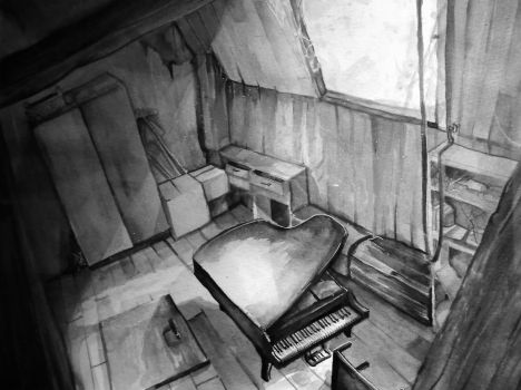 Concerto for Attic by LohiAxel