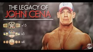 The Legacy Of John Cena by P10D by Perfect10Designs