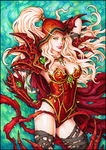 Valeera Sanguinar (NSFW optional) by Candra