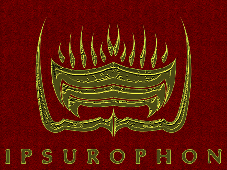 Seal of Ipsurophon Tome Cover by Brad2723