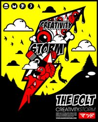 The Bolt by abstrasctik