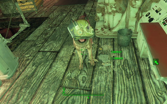 Fallout 4: I turn my head for two seconds... by RustyRaccoon