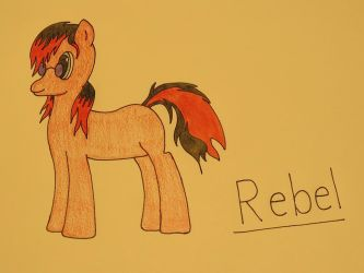 Rebel by patoshtrains001